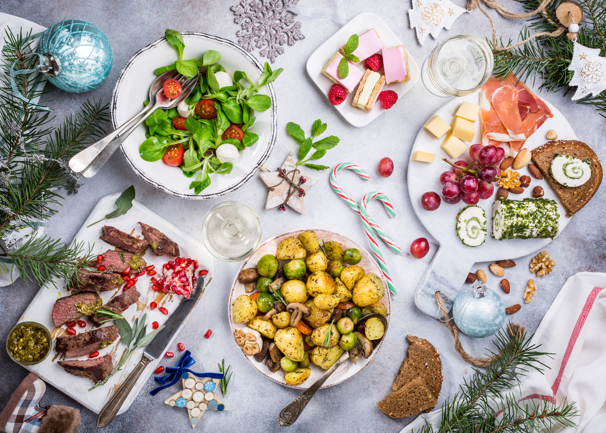 Healthy Ways to do Christmas Lunch & Dinner | Insuranceline